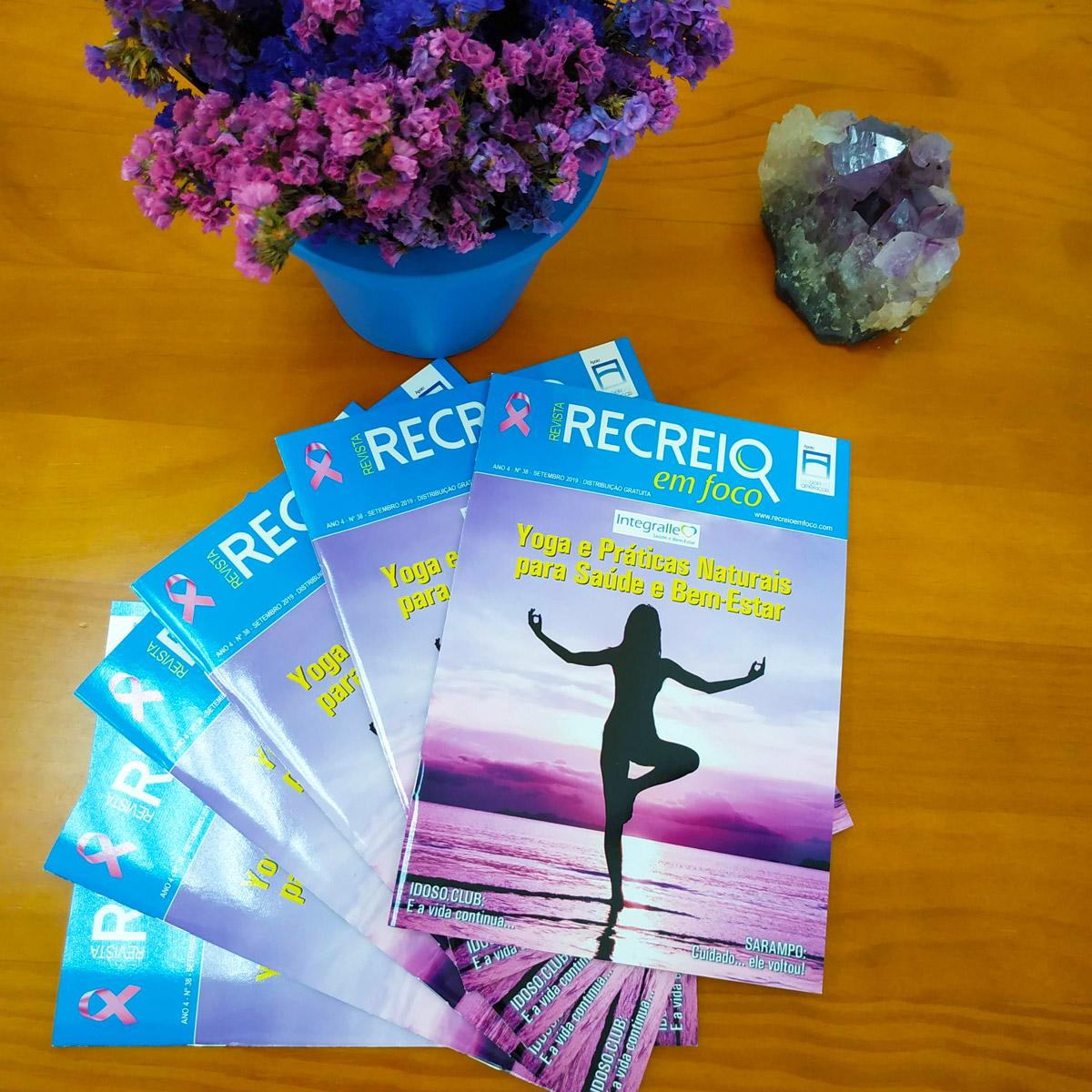 Revista Recreio em Foto Integralle